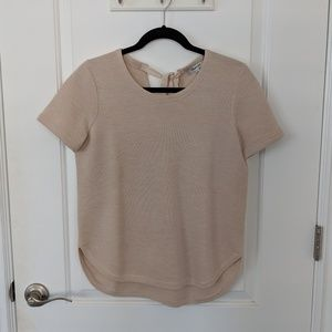 Madewell tie-back top